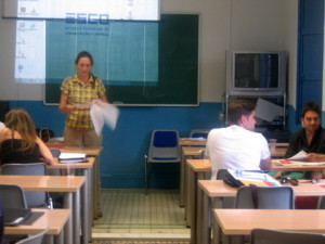 Workshop: Turismo idiomático - una escuela de español en Granada