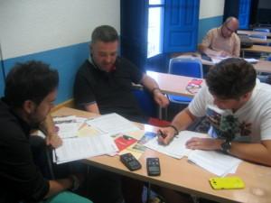 Workshop: Turismo idiomático - un aescuela de español en Granada