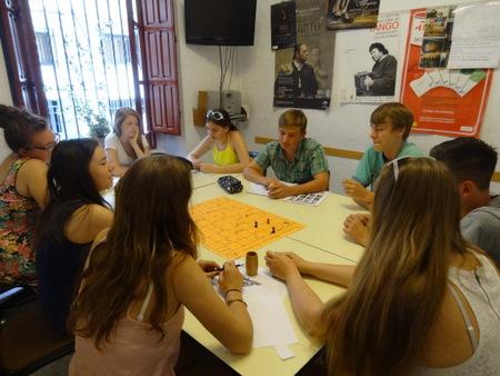 Cursos de Español para jóvenes en Andalucía